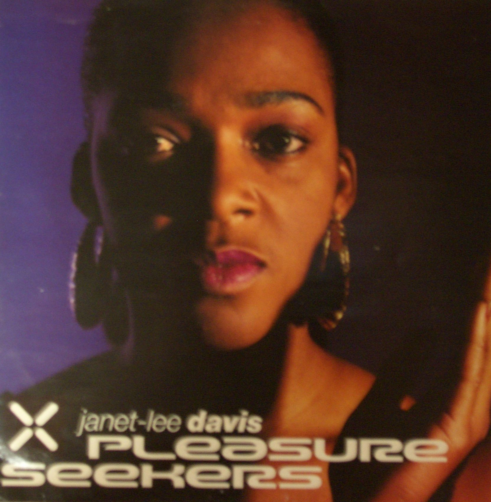 JANET-LEE DAVIS / PLEASURE SEEKERS
