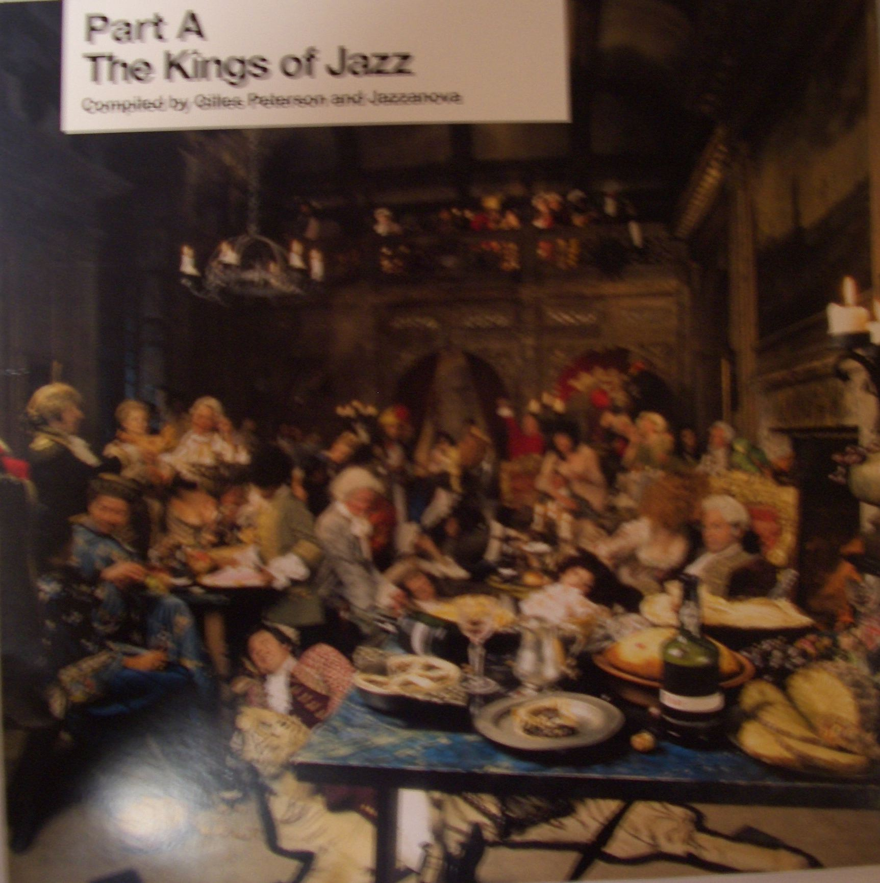 VARIOUS / THE KINGS OF JAZZ part A