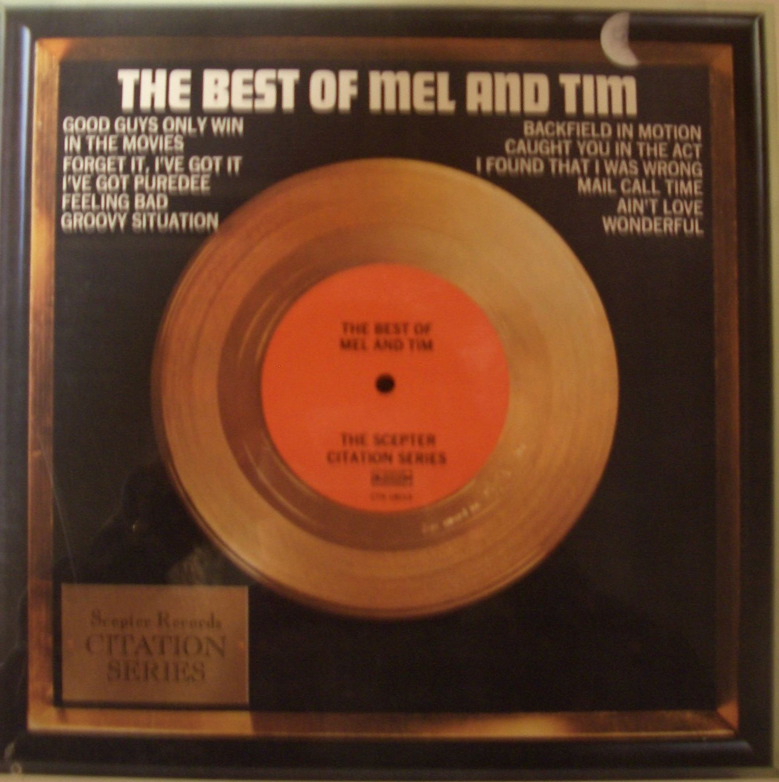 MEL AND TIM / BEST OF