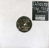 DJ KRUSH / BIG CITY LOVER