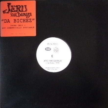 JERU THE DAMAJA / DA BITCHEZ