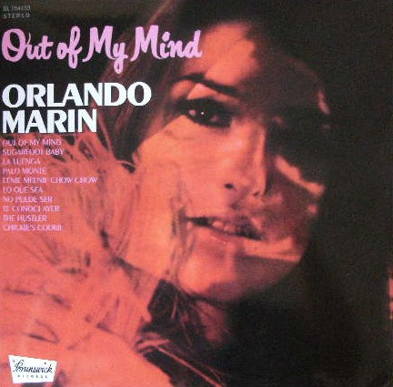 ORLANDO MARIN / OUT OF MY MIND
