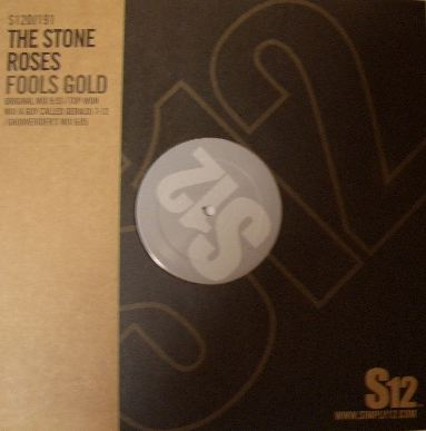 STONE ROSES / FOOLS GOLD