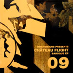 CHATEAU FLIGHT / BAROQUE EP