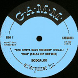 BOOGALOO / YOU GOTTA HAVE FREEDOM