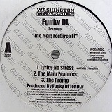 FUNKY DL / MAIN FEATURES EP