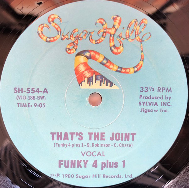 FUNKY 4 + 1 / THAT'S THE JOINT