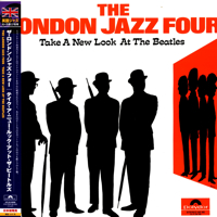 LONDON JAZZ FOUR / TAKE A NEW LOOK AT BEATLES