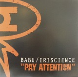 DJ BABU 、 IRISCIENCE / PAY ATTENTION