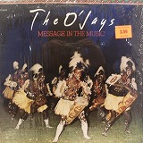 O'JAYS / MESSAGE IN THE MUSIC