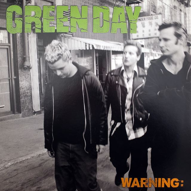 GREEN DAY / WARNING:
