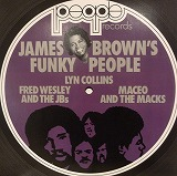 VARIOUS / JAMES BROWN'S FUNKY PEOPLE