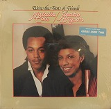 NATALIE COLE & PEABO BRYSON / WE'RE BEST OF FRIEND