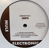 IMPS (MINILOGUE) / REMIXED VOL.3