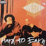 GANG STARR / HARD TO EARN