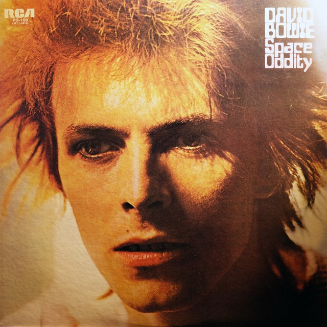 DAVID BOWIE / SPACE ODDITY