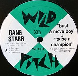 GANG STARR / BUST A MOVE BOY