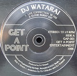 DJ WATARAI / GET A POINT