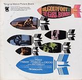 O.S.T. / DR GOLDFOOT & THE GIRL BOMBS
