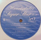 HEARTSDALES / SUPER STAR E.P
