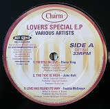 VARIOUS / LOVERS SPECIAL E.P