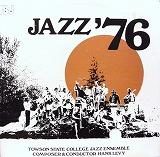 TOWSON STATE COLLEGE JAZZ ENSEMBLE / '76