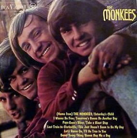 MONKEES / SAME (UK MONO ORIGINAL)