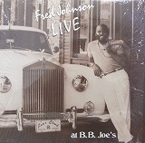 FRED JOHNSON / LIVE