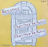 FREESTYLE / DON'T STOP THE ROCK