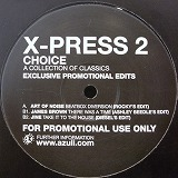 VARIOUS / CHOICE BY X-PRESS 2