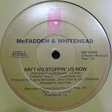 MCFADDEN & WHITEHEAD / AIN'T NO STOPPIN' US NOW