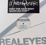 MONDO GROSSO / FIGHT FOR YOUR RIGHT