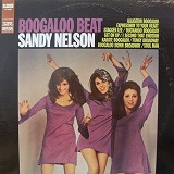 SANDY NELSON / BOOGALOO BEAT