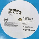 VARIOUS (HARVARD、SATORU ONO) / SECOND ROYAL VOLUME 2