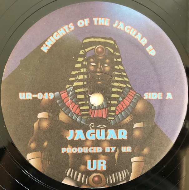 AZTEC MYSTIC / KNIGHTS OF THE JAGUAR EP