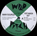 MAIN SOURCE / JUST HANGIN' OUT