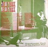 GRAND MASTER FLASH & THE FURIOUS FIVE / NEW YORK N
