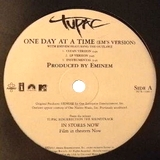 2PAC / ONE DAY AT A TIME