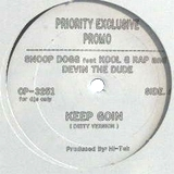SNOOP DOGG / KEEP GOIN feat.KOOL G RAP