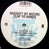 NAUGHTY BY NATURE / GUARD YOUR GRILL