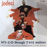 JODECI / LET'S GO THROUGH THE MOTIONS