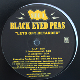 BLACK EYED PEAS / LET'S GET RETARDED
