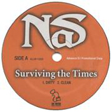 NAS / SURVIVING THE TIMES