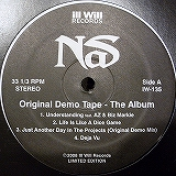 NAS / ORIGINAL DEMO TAPE / THE ALBUM