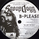 SNOOP DOGG / B-PLEASE