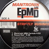 MANTRONIK VS EPMD / STRICTLY BUSINESS