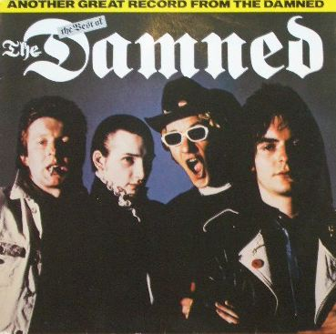 THE DAMNED / BEST OF