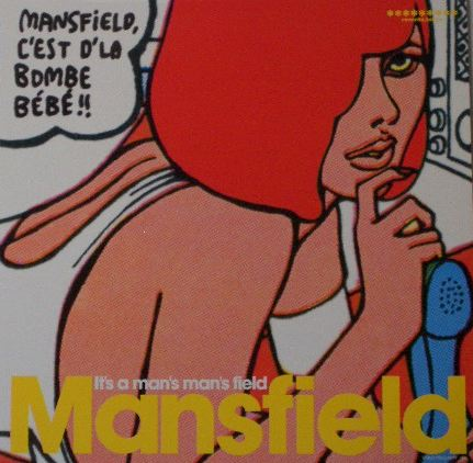 MANSFIELD / IT'S A MAN'S MAN'S FIELD