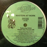 MASTER AT WORKS / feat.INDIA WHEN YOU TOUCH ME