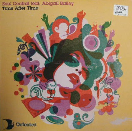 SOUL CENTRAL feat.ABIGAIL BAILEY / TIME AFTER TIME
